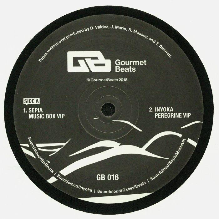 SEPIA/INYOKA/OXOSSI/ESHONE - VIP EP
