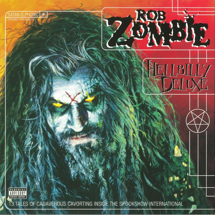 ROB ZOMBIE - Hellbilly Deluxe (reissue)