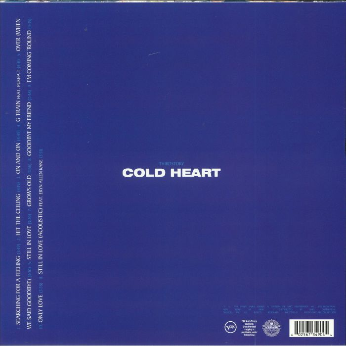 THIRDSTORY - Cold Heart