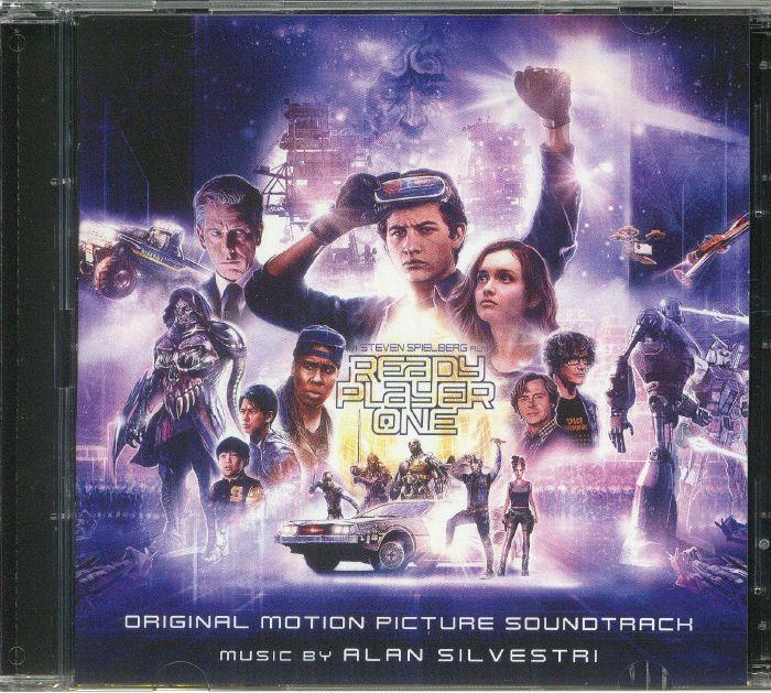 SILVESTRI, Alan - Ready Player One (Soundtrack)