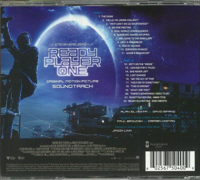 Alan Silvestri Ready Player One Soundtrack Vinyl At Juno