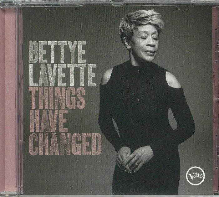 LAVETTE, Betty - Things Have Changed