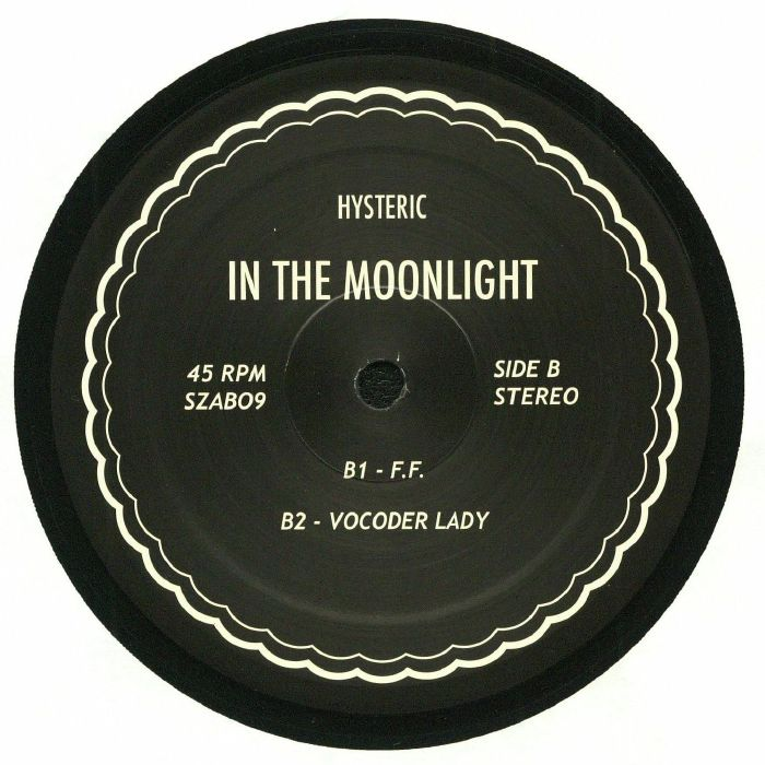 HYSTERIC - In The Moonlight