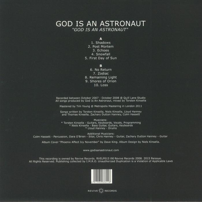 GOD IS AN ASTRONAUT - God Is An Astronaut