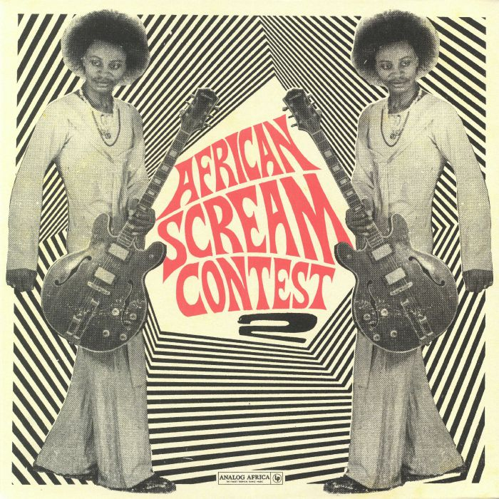 VARIOUS - African Scream Contest 2