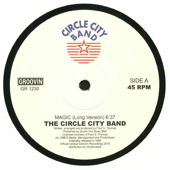 CIRCLE CITY BAND, The - Magic