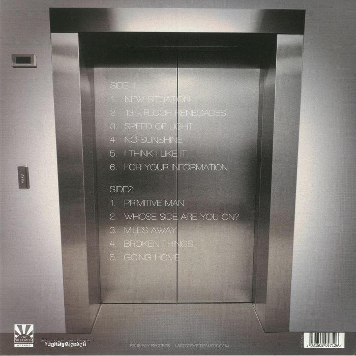 LAST GREAT DREAMERS - 13th Floor Renegades
