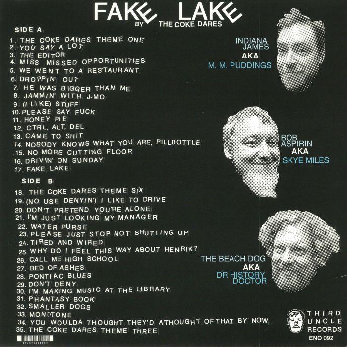 COKE DARES, The - Fake Lake