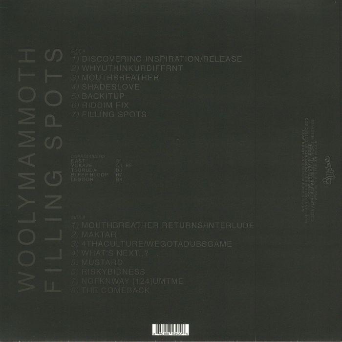 WOOLYMAMMOTH - Filling Spots