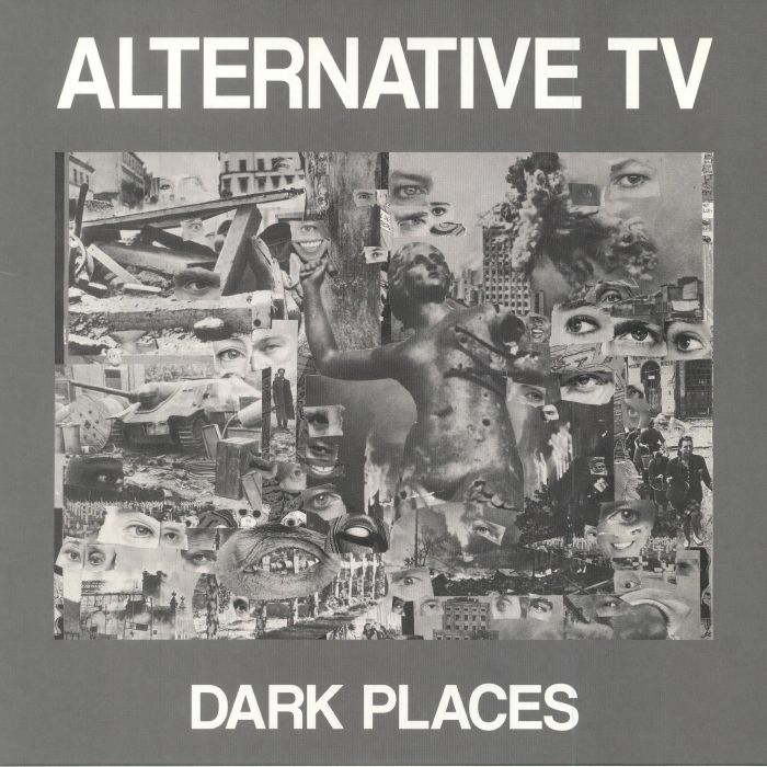 ALTERNATIVE TV - Dark Places (Record Store Day 2018)