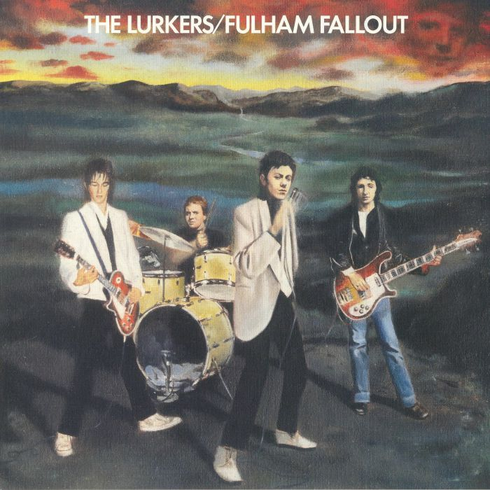 LURKERS, The - Fulham Fallout (Record Store Day 2018)