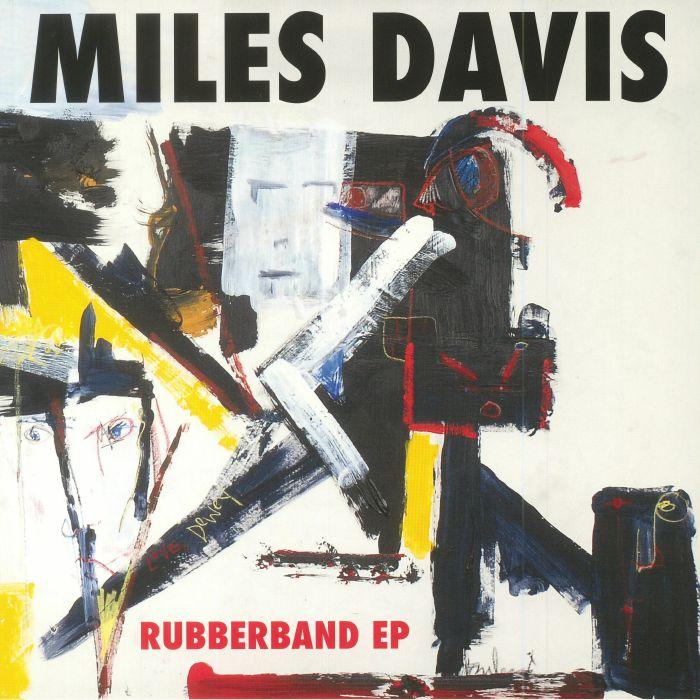 DAVIS, Miles - Rubberband EP (Record Store Day 2018)