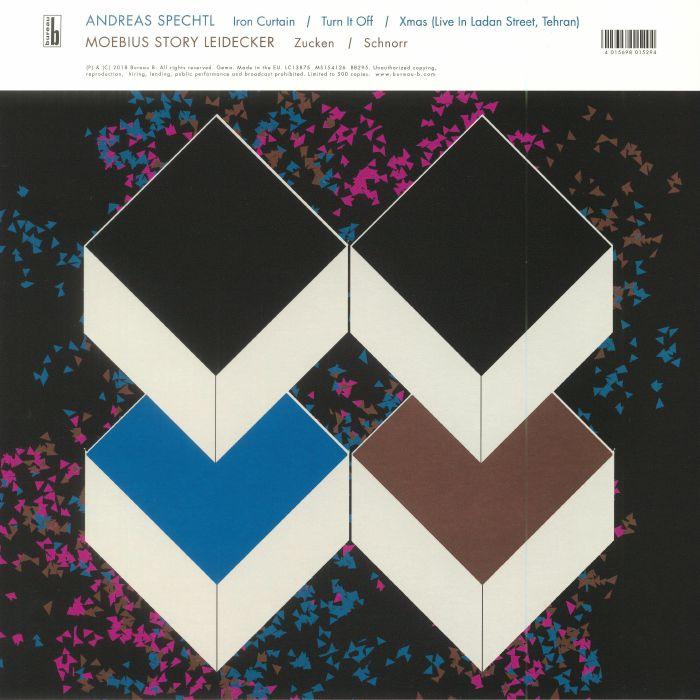 MOEBIUS STORY LEIDECKER/ANDREAS SPECHTL - Split (Record Store Day 2018)