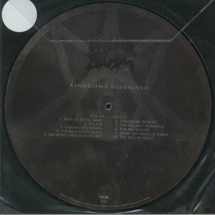 MORBID ANGEL - Kingdoms Disdained (Record Store Day 2018)