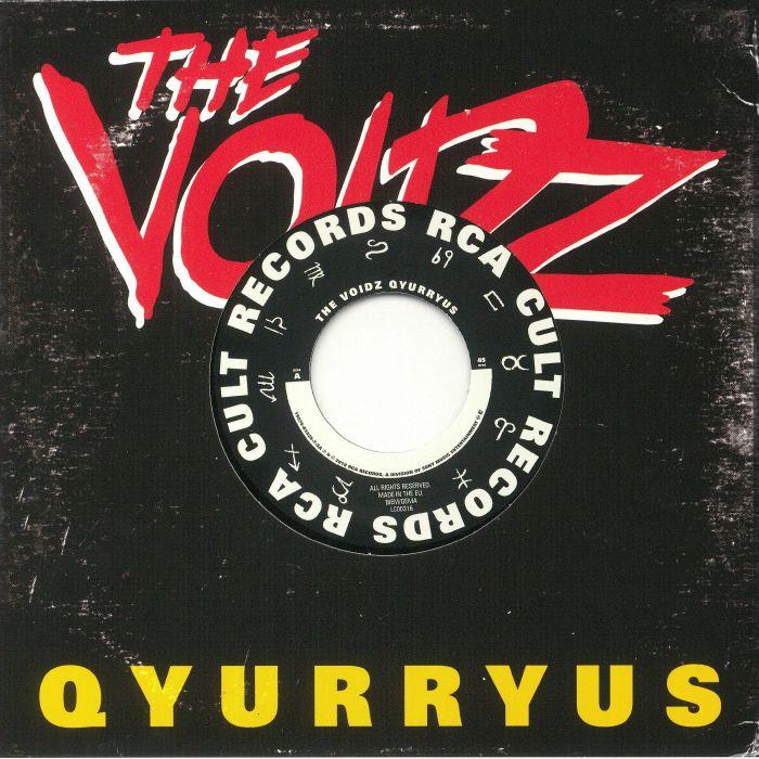 VOIDZ, The - Qyurryus (Record Store Day 2018)