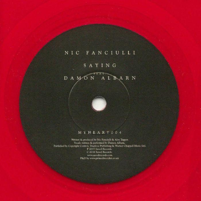 FANCIULLI, Nic feat DAMON ALBARN - Saying