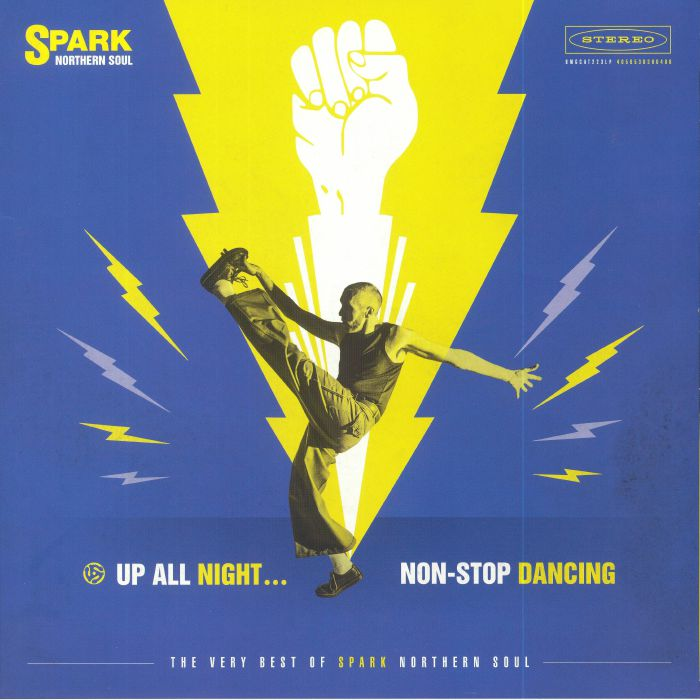 VARIOUS - Up All Night Non Stop Dancing: The Very Best Of Spark Northern Soul (Record Store Day 2018)