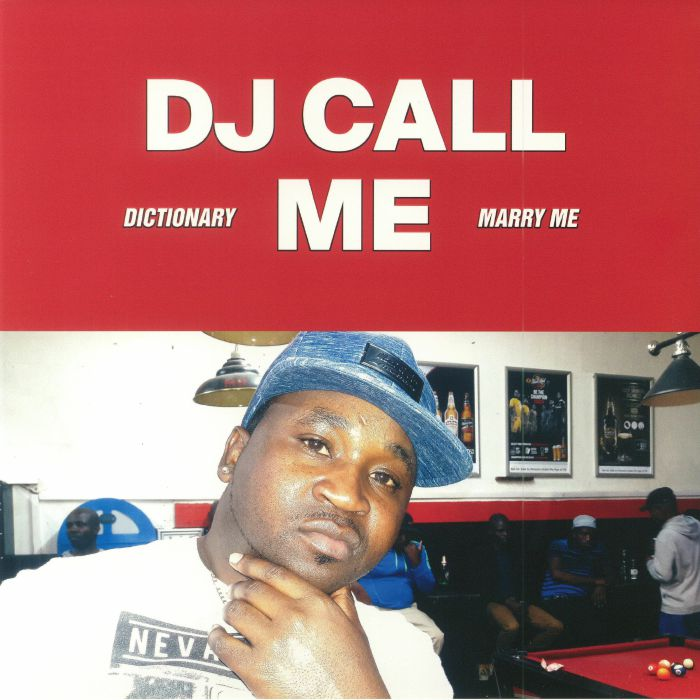 DJ CALL ME Marry Me Vinyl At Juno Records
