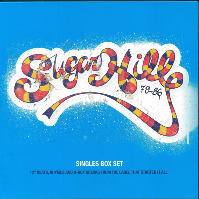 VARIOUS - The Sugarhill Singles Box Set: 79-86 (Record Store Day 2018)