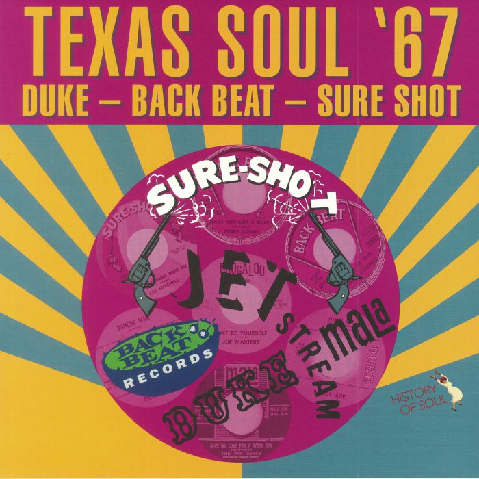 VARIOUS - Texas Soul 67 (Record Store Day 2018)