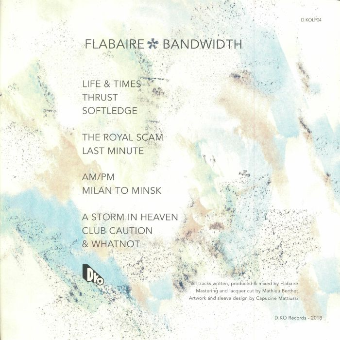 FLABAIRE - Bandwidth
