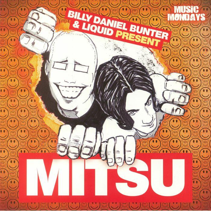 BUNTER, Billy Daniel/LIQUID - Mitsu