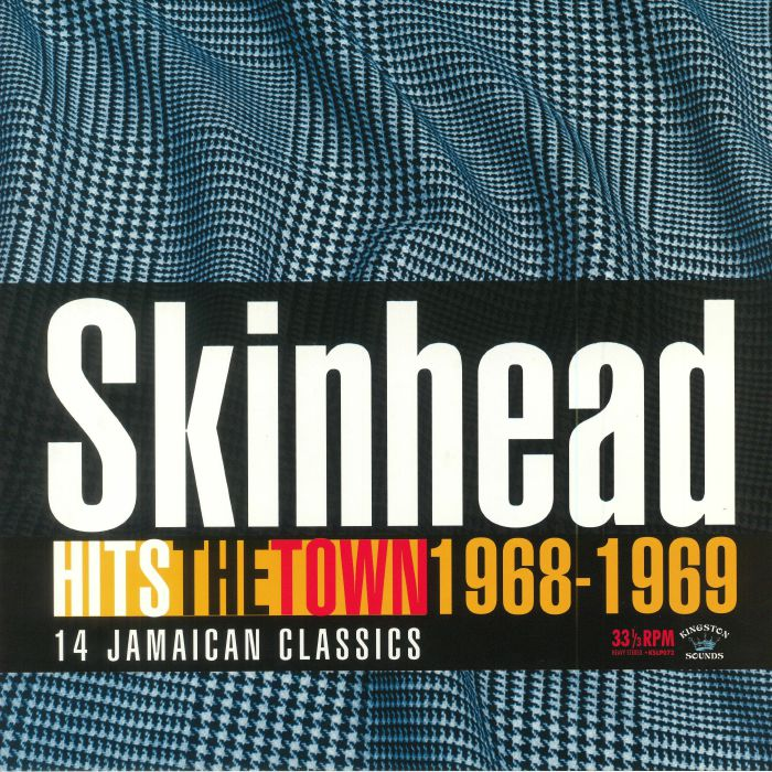 VARIOUS - Skinhead Hits The Town 1968-1969