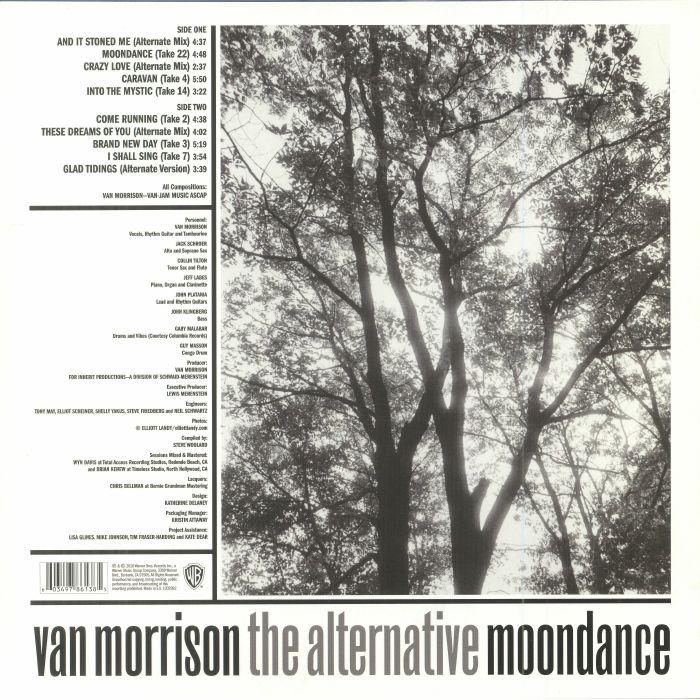 MORRISON, Van - The Alternative Moondance (Record Store Day 2018)