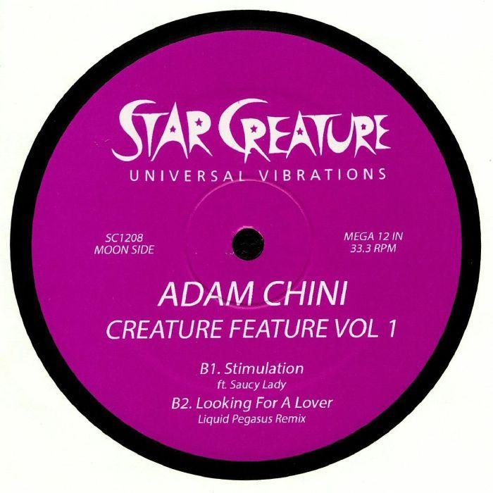 CHINI, Adam - Creature Feature Volume 1