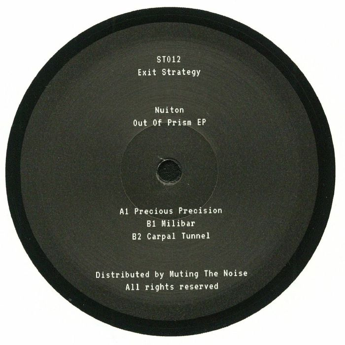 NUITON - Out Of Prism EP
