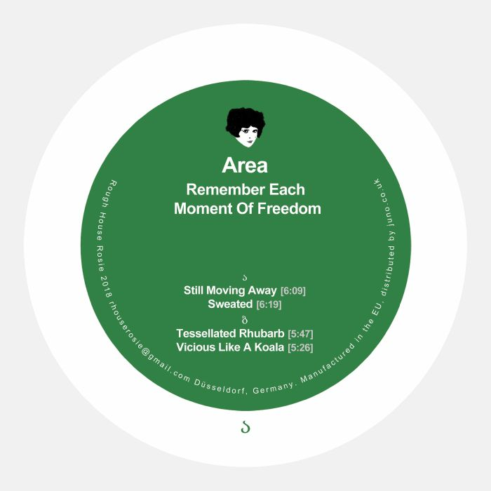 AREA - Remember Each Moment Of Freedom