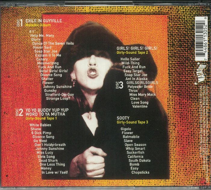 PHAIR, Liz - Girly Sound To Guyville: The 25th Anniversary CD Box Set