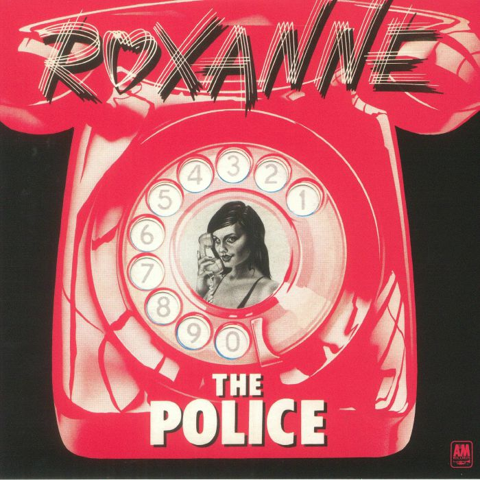 POLICE, The - Roxanne (Record Store Day 2018)