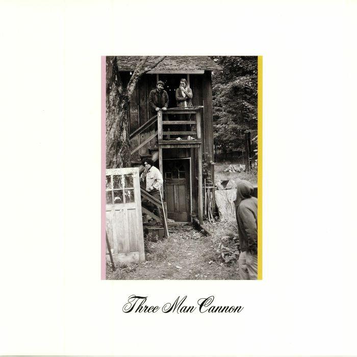 THREE MAN CANNON - Three Man Cannon