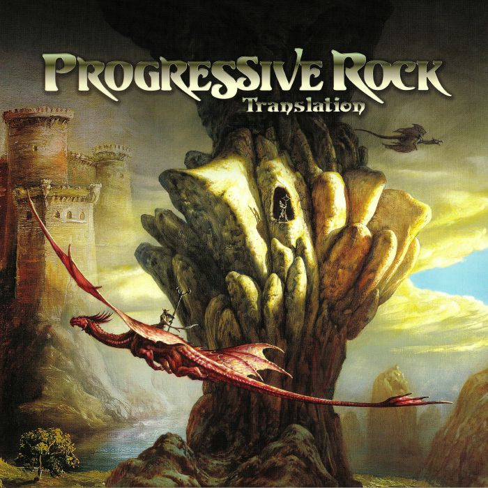 VARIOUS - Progressive Rock Translation