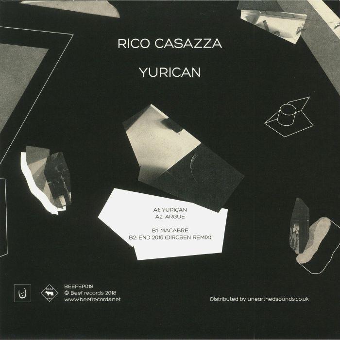 CASAZZA, Rico - Yurican