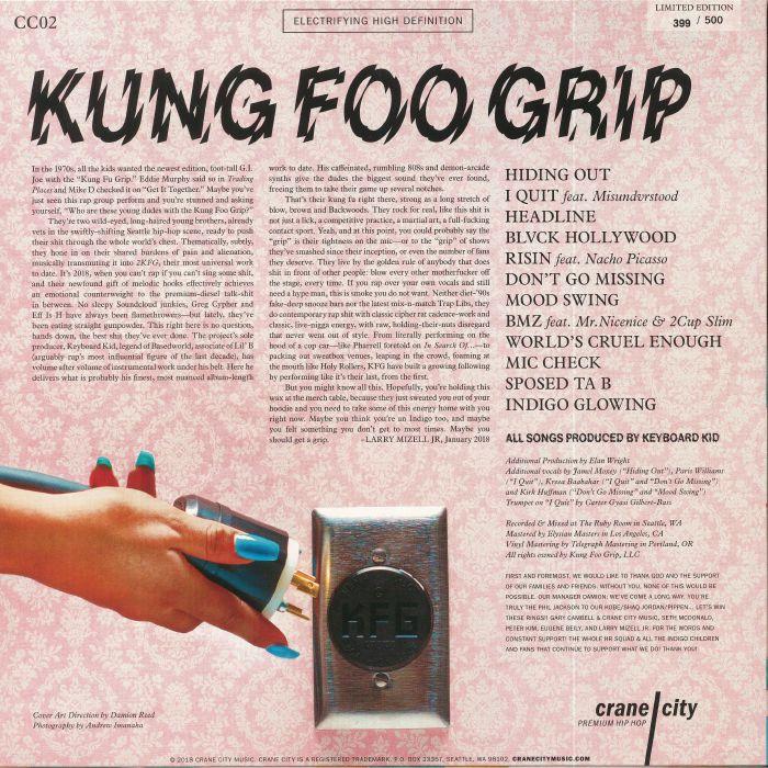 KUNG FOO GRIP - 2KFG
