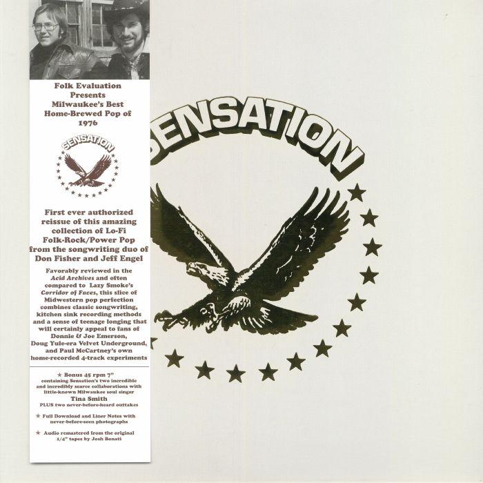 SENSATION - Sensation (reissue)