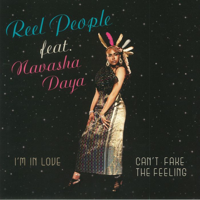 REEL PEOPLE feat NAVASHA DAYA - I'm In Love (Record Store Day 2018)