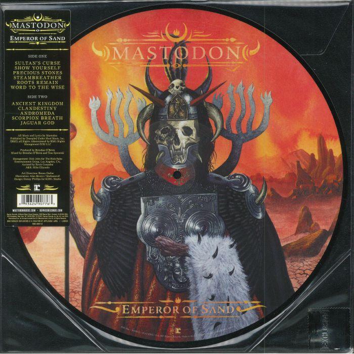 MASTODON - Emperor Of Sand (Record Store Day 2018)