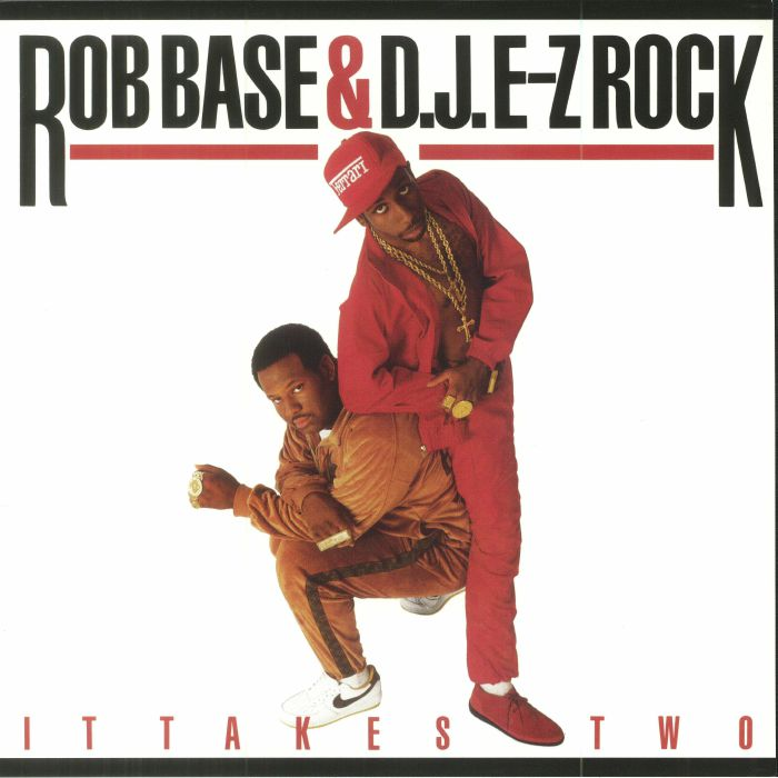 BASE, Rob & DJ EZ ROCK - It Takes Two: 30th Anniversary Edition (Record Store Day 2018)