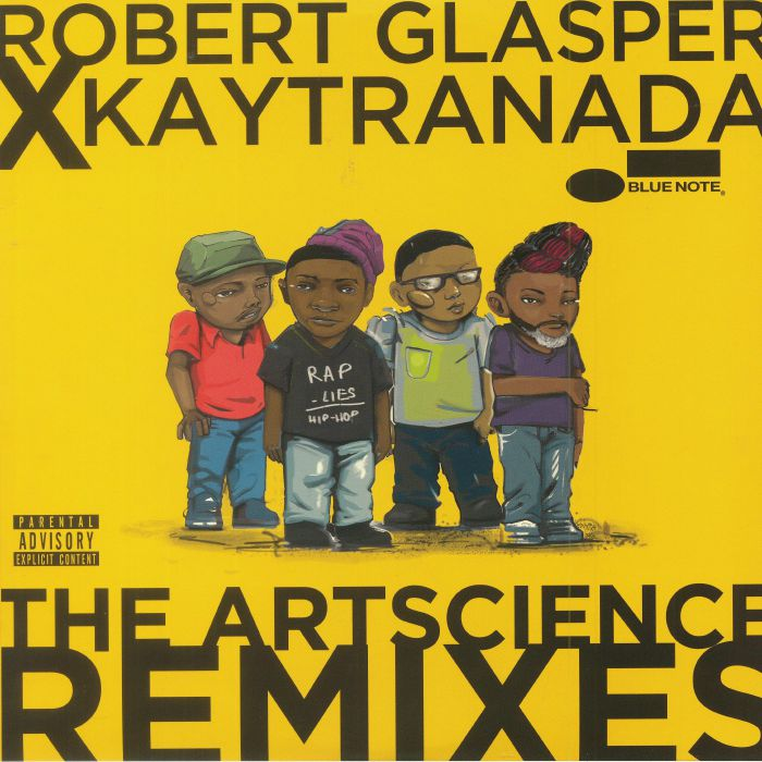 Robert Glasper Kaytranada The Artscience Remixes Record