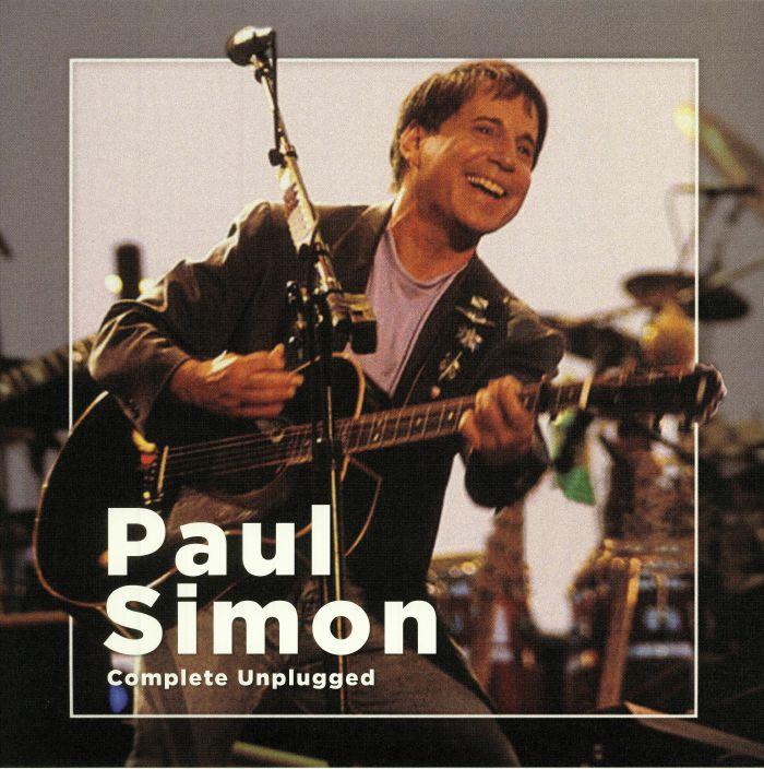 SIMON, Paul - Complete Unplugged