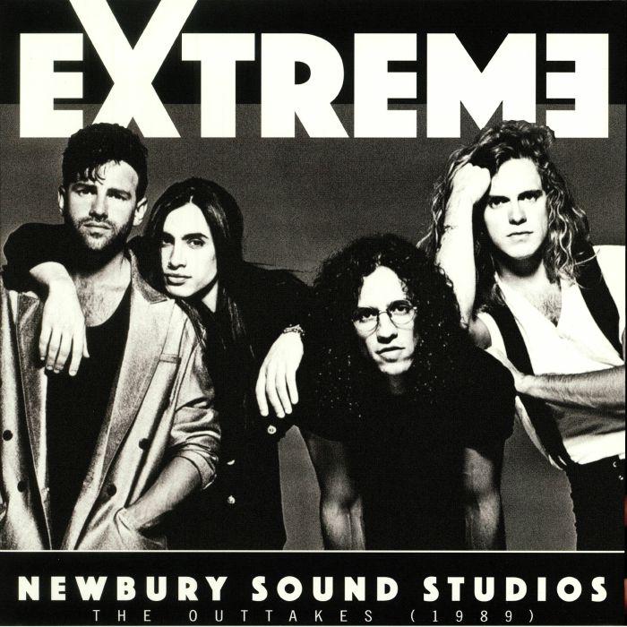 EXTREME - Newbury Sound Studios: The Outtakes (1989)