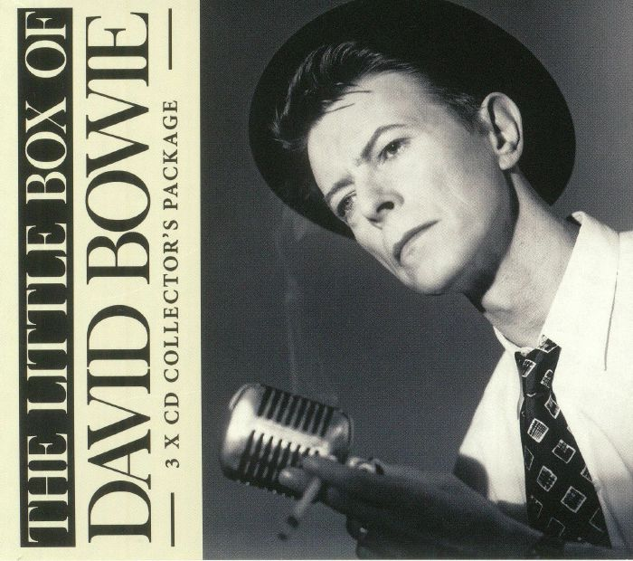 BOWIE, David/VARIOUS - The Little Box Of David Bowie