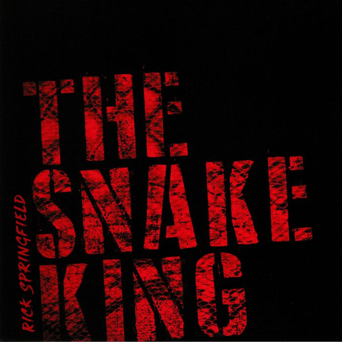 SPRINGFIELD, Rick - The Snake King