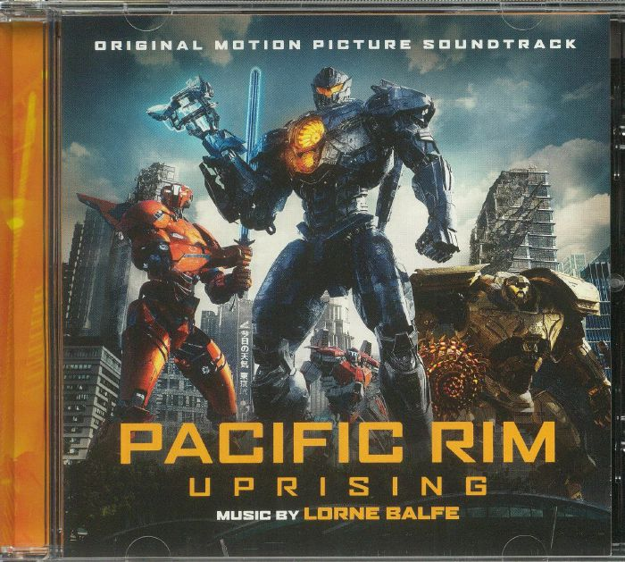 BALFE, Lorne - Pacific Rim Uprising (Soundtrack)