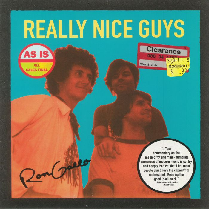 GALLO, Ron - Really Nice Guys (Record Store Day 2018)