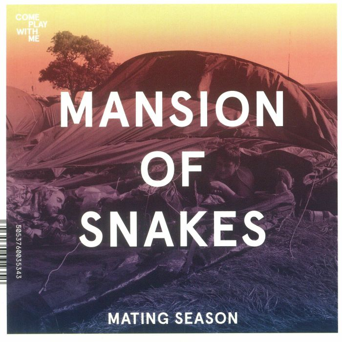 MANSION OF SNAKES/BROODERS - Mating Season