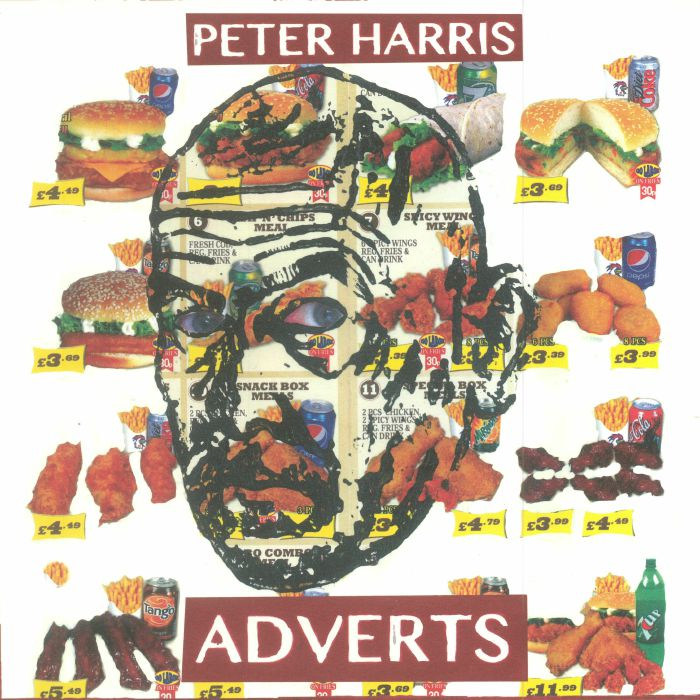 HARRIS, Peter - Adverts